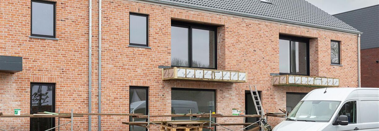 Appartement te koop in Lovendegem