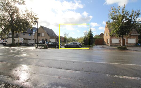 Building ground for sale in Jabbeke