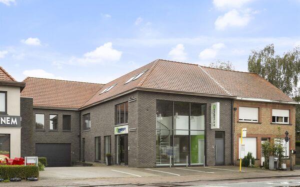 Duplex for rent in Beernem