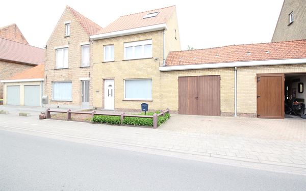 House for rent in Sint-Michiels
