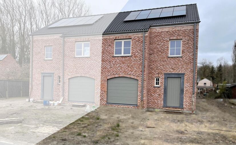 House for sale in Waarschoot