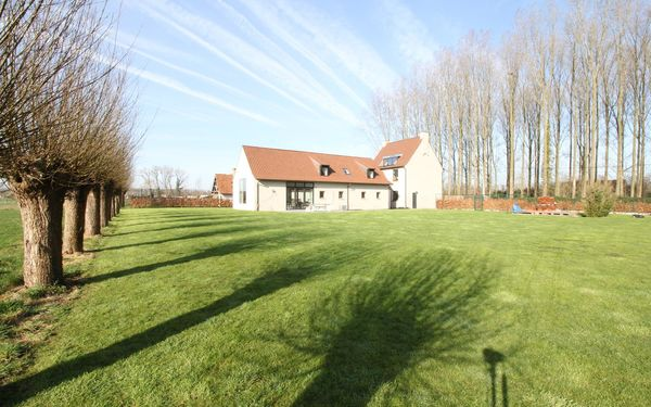 Villa farmtype for sale in Oostkamp