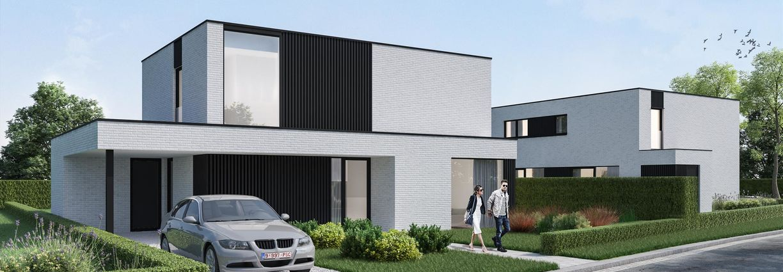 Nieuwbouwproject Processieweg/Kestelstraat